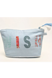Wander 7x11 WISH Pouch - Product Mini Image