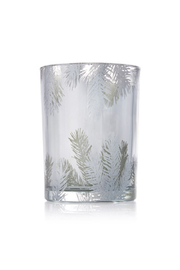 Thymes 8.5 OZ FRASIER FIR STATEMENT LUMINARY POURED CANDLE - Front cropped