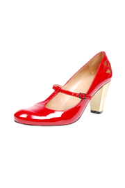 Shoptiques Product: Red Patent Heels