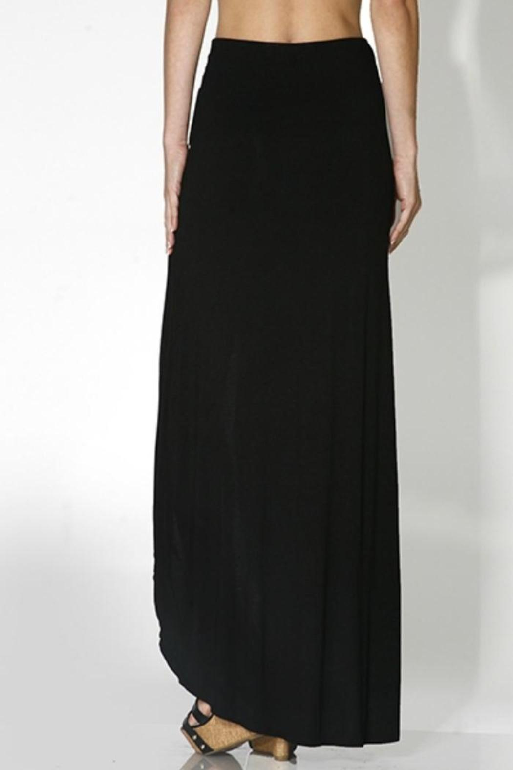 active usa tulip maxi skirt from florida by on trend