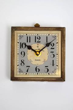 Shoptiques Product: Vintage-Inspired Clock