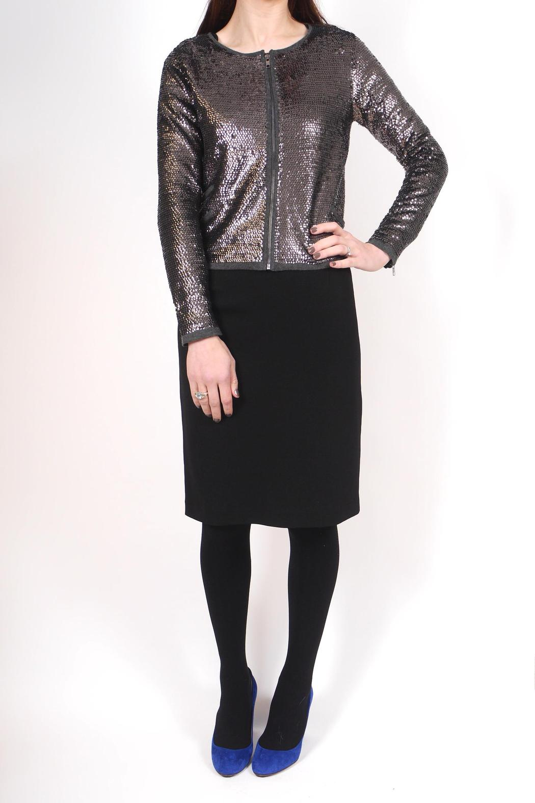Sequin Jacket - Front Full Image