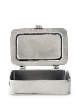 Shoptiques Product: Pewter XOXO Box
