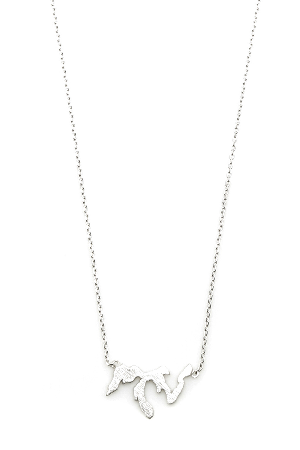 Must Have Great Lakes Necklace - Front Full Image
