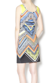 Laundry multicolored tank dress - Back cropped