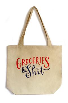 Emily McDowell Groceries (Etc) Tote - Product List Image
