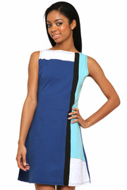 Lois Eastlund Mod dress - Front cropped