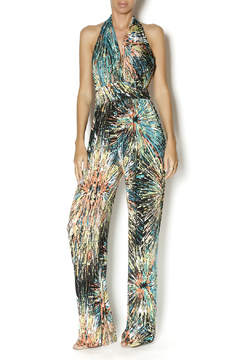 Trinity Spin Art Jumpsuit - Product List Image