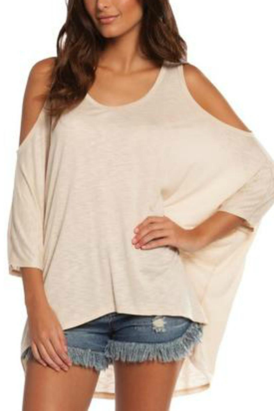 78c42f36f6a9c Elan Cold Shoulder Top from New York by The Isle Of You — Shoptiques