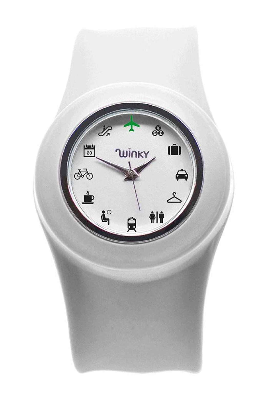 Winky Designs Travel Slap Watch - Front Cropped Image