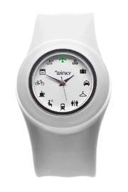 Winky Designs Travel Slap Watch - Front cropped
