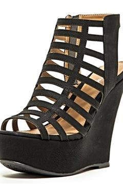 Shoptiques Product: Strappy Wedge Sandal