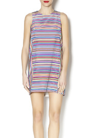 Amanda Uprichard Stripe Sheath Dress - Product Mini Image