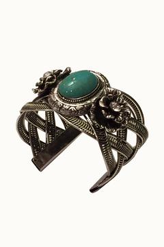 Bling Bling Sisters Turquoise Cuff Bracelet - Product List Image