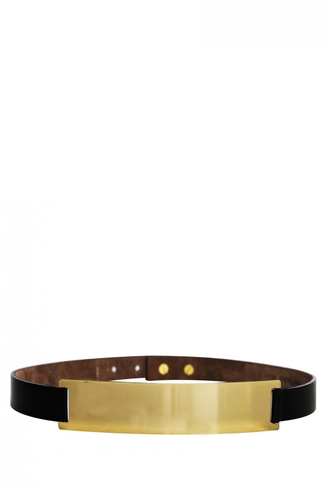 Discover the Versace New Collection of handcrafted men's Belts: choose your favorite fashion belts and shop on the Versace US Online Store. Snake Medusa Leather Belt Black/Gold. $1, Regular Price Sale Price. Quick view. Square Barocco Buckle Leather Belt .