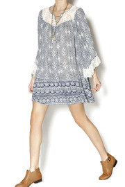 Umgee USA Blue Boho Dress - Other