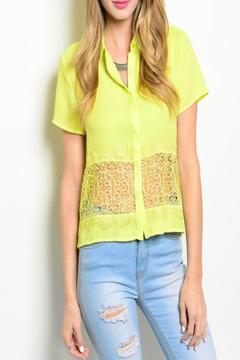 Fio Fio Neon & Lace Scalloped - Product List Image