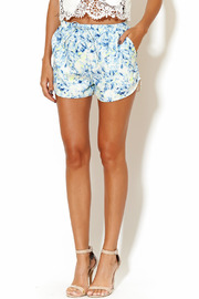 Lovers + Friends Adore Shorts - Front cropped