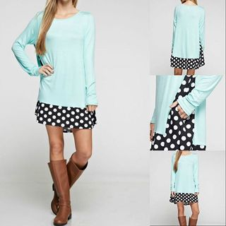 Shoptiques Product: Dot Tunic