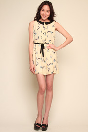 Tuttitrendy Little Bird Dress - Front full body