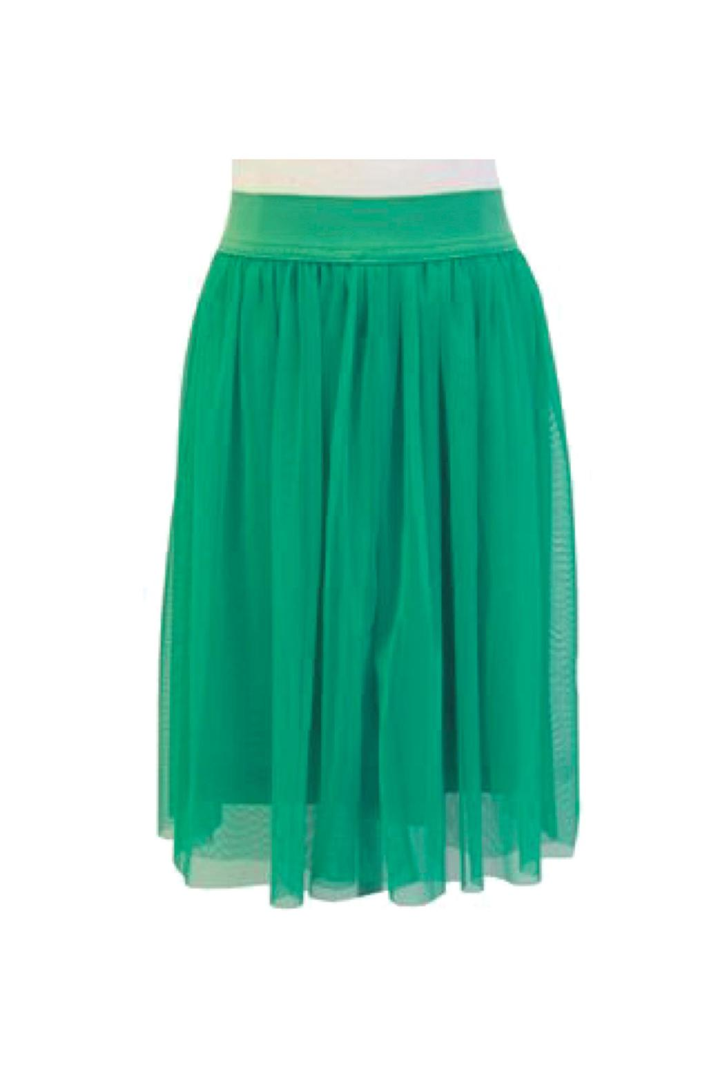 Kikiriki Short Tulle Skirt - Main Image