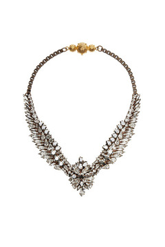 Shourouk Tabatha Comet Necklace - Product List Image