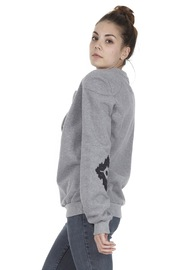 Shoptiques Product: Molleton Sweatshirt - Side cropped