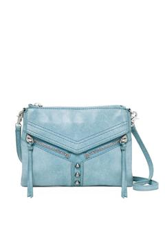Shoptiques Product: Trigger Soft Blue Bag