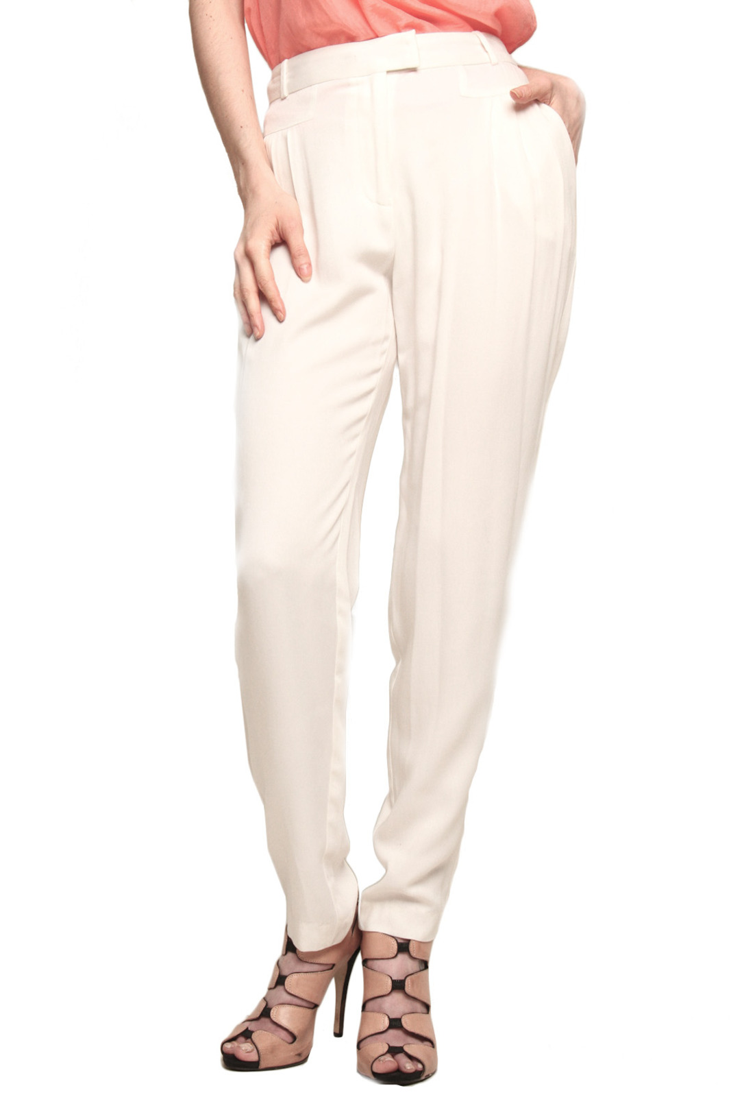 Society for Rational Dress Trouser Pants - Front Cropped Image