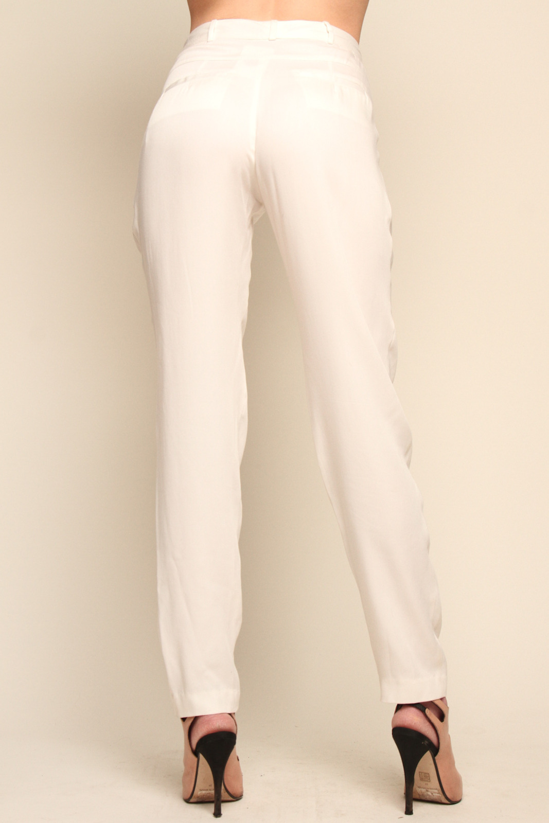 Society for Rational Dress Trouser Pants - Back Cropped Image