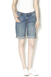 CJ by Cookie Johnson Cuffed Denim short - Product Mini Image