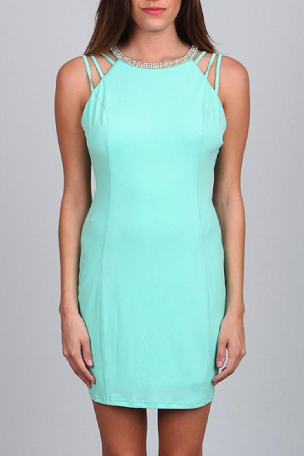 Ark & Co. Strappy Bodycon Dress - Main Image