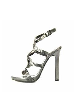 Shoptiques Product: Pewter Strappy Sandal