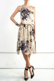 BEULAH STYLE Floral Mock Dress - Product Mini Image