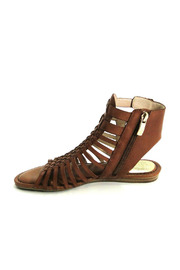 Vince Camuto Leather Gladiator Sandal - Other