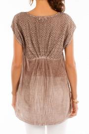 Black Swan Mysterious Top Etherea - Front full body