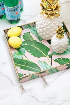 Shoptiques Product: Botanical Leaf Tray