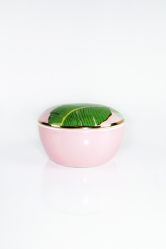 8 Oak Lane Botanical Trinket Box - Product List Image