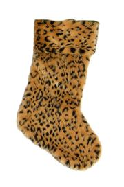 8 Oak Lane Faux Fur Stocking - Product Mini Image