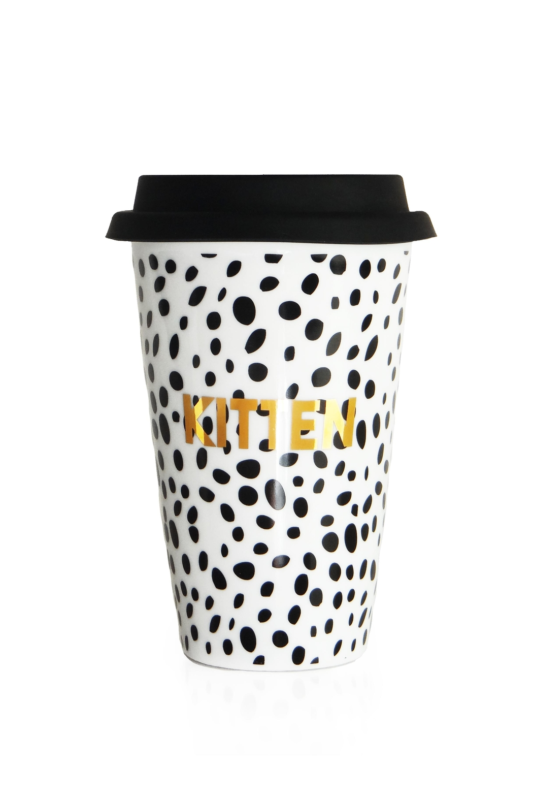 8 Oak Lane Kitten Travel Mug - Main Image