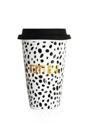 8 Oak Lane Kitten Travel Mug - Front cropped