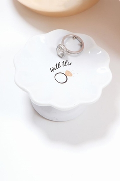 Shoptiques Product: With-This-Ring Stand