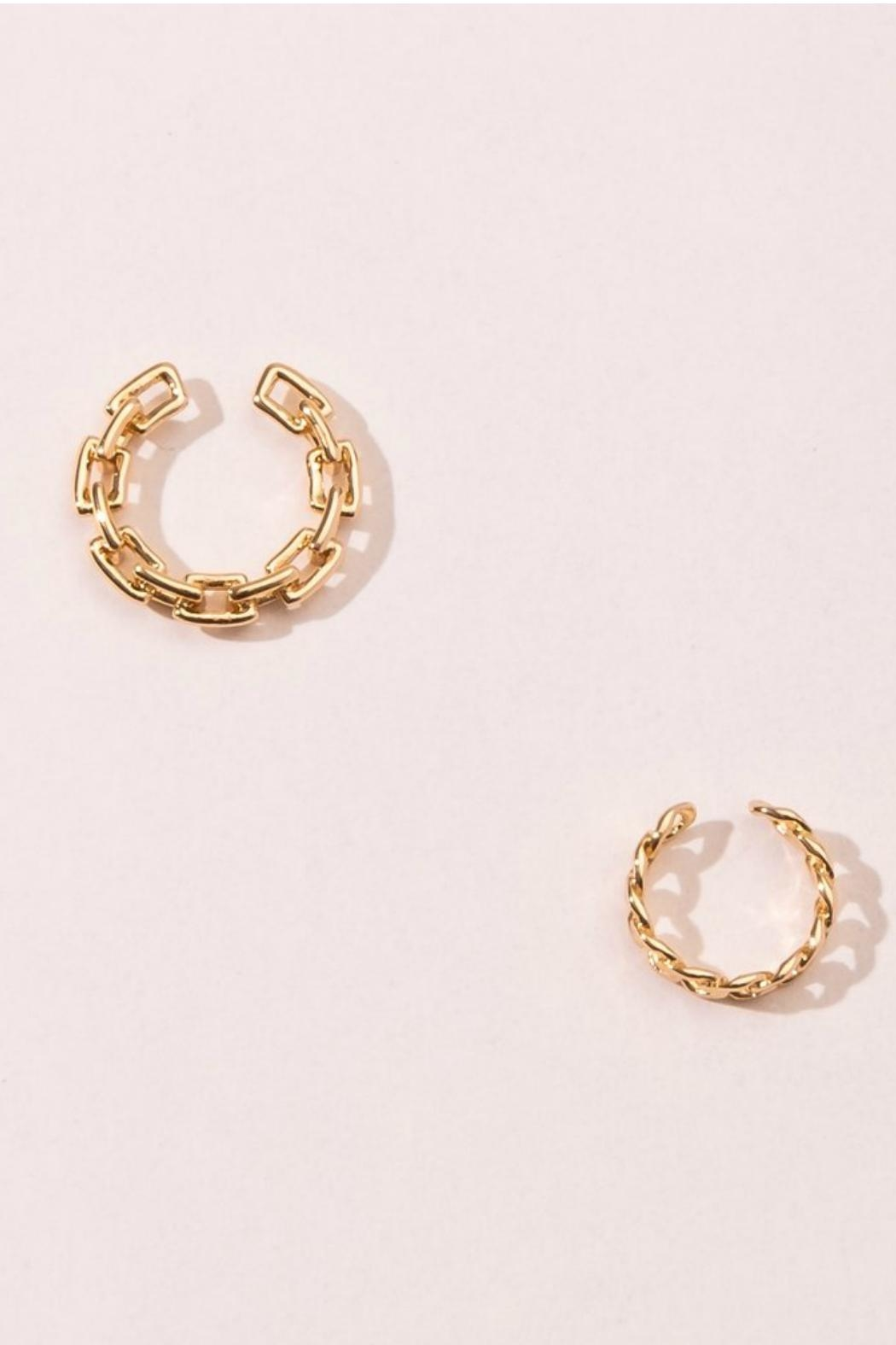 8 Other Reasons Summer Heat Earcuffs - Main Image