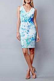 Julia Jordan Impressionist Floral Dress - Product Mini Image