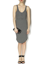 Knot Sisters Low Back Alabama Dress - Front full body