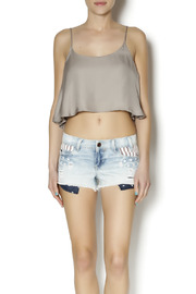 Abby & Taylor Crop Tank Top - Product Mini Image
