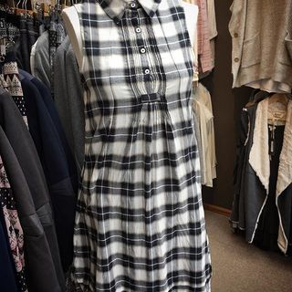 Shoptiques Lauren Plaid Dress
