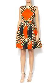 Royal Jelly Harlem Genevieve Jackson Dress - Front full body