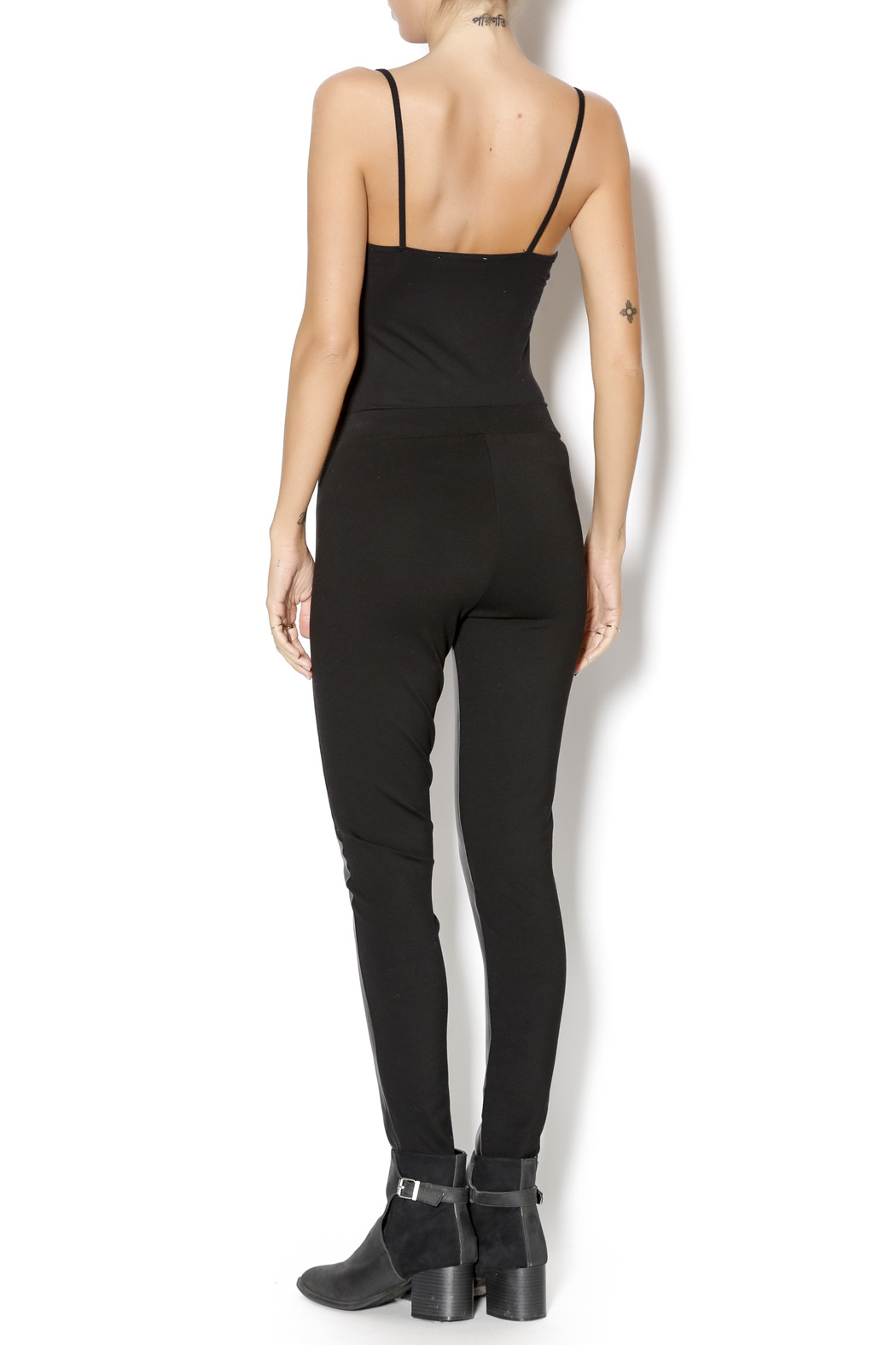 Velvet Lenore Legging - Side Cropped Image