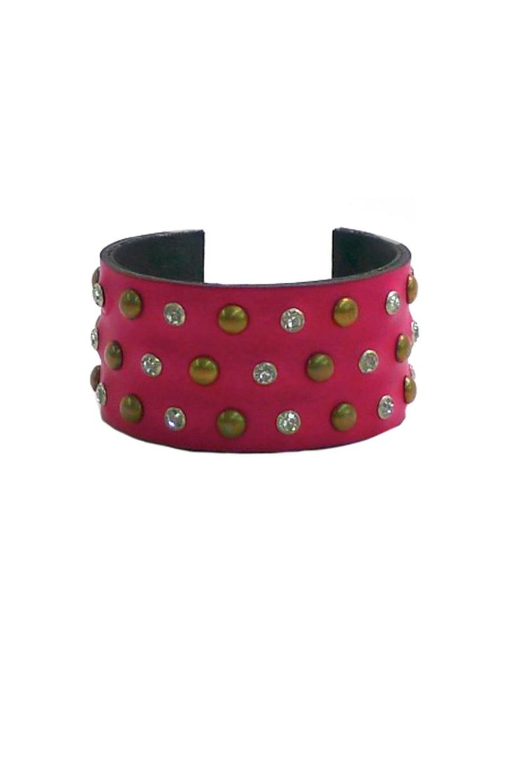 Made It! Three Row Cuff - Front Cropped Image